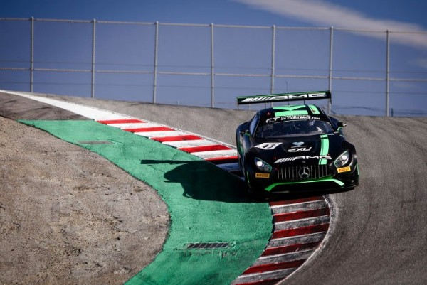 MERCEDES-AMG READY TO TAKE ON ROUND TWO OF THE INTERCONTINENTAL CHALLENGE
