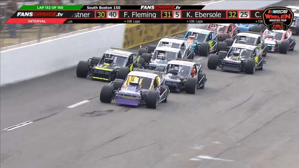 NASCAR Whelen Modified Tour 2019. South Boston Speedway. Last Laps_5c9fd44567638.jpeg