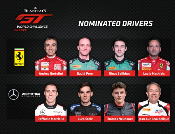 FERRARI AND MERCEDES-AMG REVEAL DRIVER NOMINATIONS FOR MAIDEN BLANCPAIN GT WORLD CHALLENGE EUROPE CAMAPIGN_5cc05353318ce.jpeg
