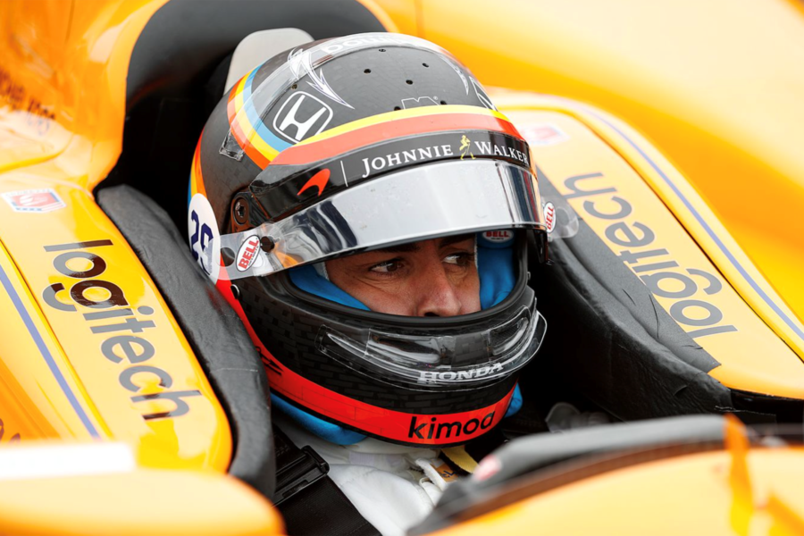 McLaren Indycar challenger revealed!