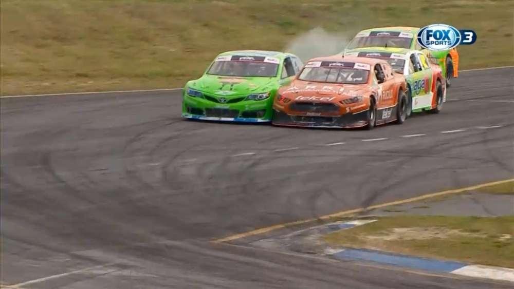 NASCAR PEAK Mexico Series 2019. Autódromo Monterrey. Last Laps | Battle for Win_5ca27bd46c828.jpeg