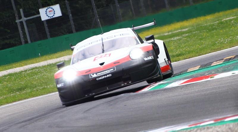 Porsche testing photo's by Stefano Ciabattoni