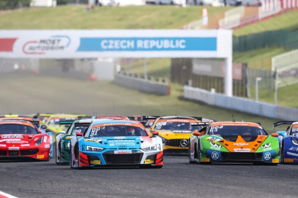 AUDI DUO NIEDERHAUSER AND VAN DER LINDE WIN IN THE GT MASTERS AT MOST