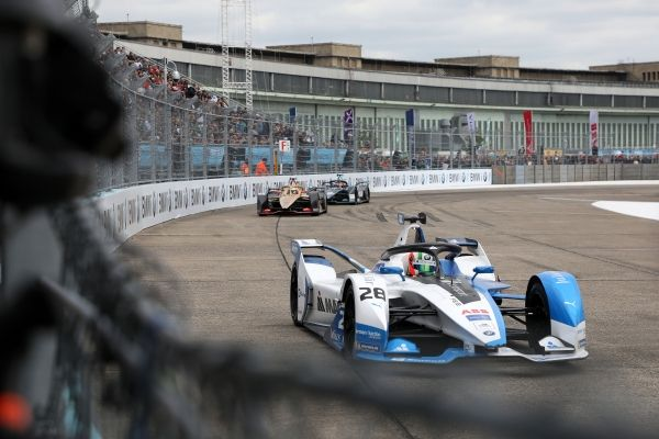 BOTH BMW i ANDRETTI MOTORSPORT DRIVERS IN THE POINTS AT THE TEAM'S HOME FORMULA E RACE IN BERLIN