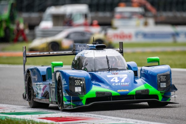 EARLY RETIREMENT ENDS UP-AND-DOWN 4 HOURS OF MONZA WEEKEND FOR CETILAR RACING