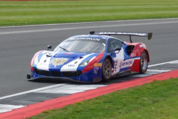FERRARI RETURNS TO WINNING WAYS AS SMP RACING CHARGES TO BLANCPAIN GT SERIES ENDURANCE CUP VICTORY ATSILVERSTONE