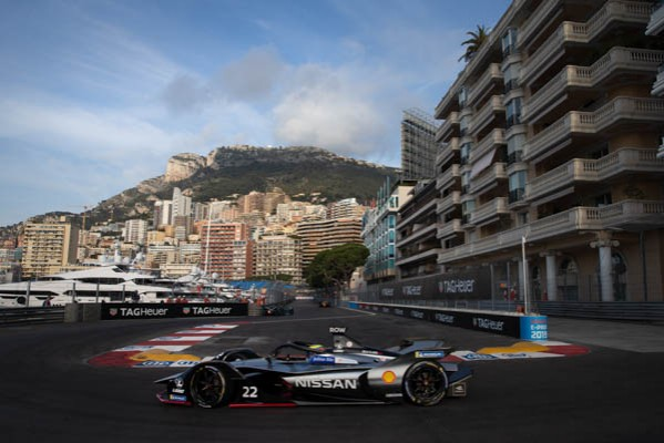 GERMANY THE NEXT STEP FOR NISSAN E.DAMS' FORMULA E CHALLENGE