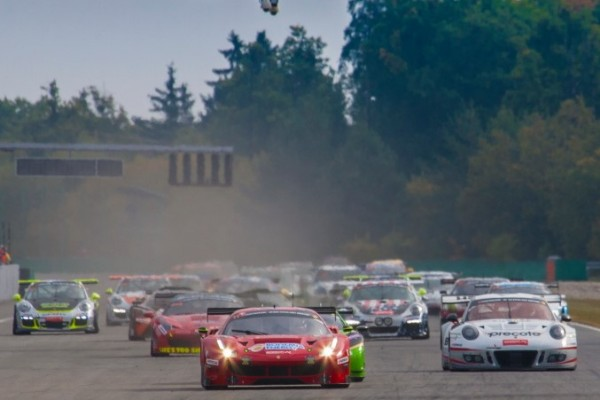 IT'S BACK TO BRNO FOR THE 24H SERIES EUROPEANCHAMPIONSHIP