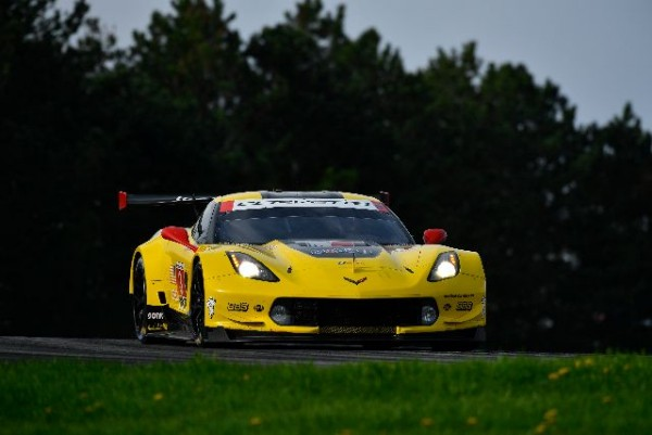 MAGNUSSEN AND CORVETTE HOPE TO TRANSLATE 2019 MOMENTUM, PACE TO MID-OHIO RESULT