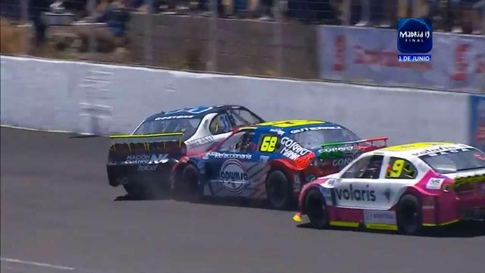 NASCAR Mexico (+ Support Series) 2019. Guadalajara. All Crashes & Fails Compilation_5ce56a2816371.jpeg