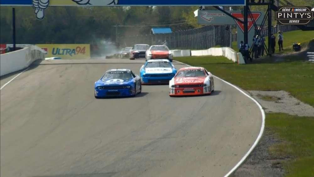 NASCAR Pinty's Series 2019. Canadian Tire Motorsport Park. Final Laps_5ce46de787d2d.jpeg