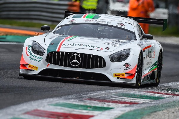 RICCARDO AGOSTINI AIMS FOR AN ENCORE AS THE ITALIAN GT CHAMPIONSHIP HEADS TO MISANO
