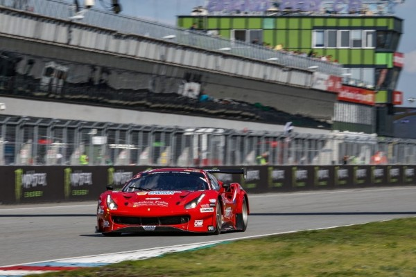 SCUDERIA PRAHA LEADS AFTER THREE HOURS AT THE 12H BRNO
