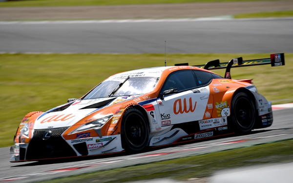 WELL CALCULATED LAST RUN GIVES AU TOM'S LC500 SUPER GT POLE POSITION AT SUZUKA_5ce949fedc67d.jpeg