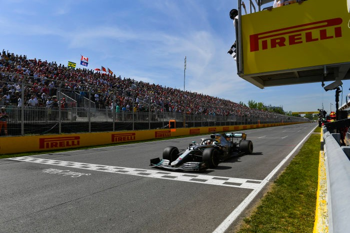 2019 Canadian Grand Prix – Sunday