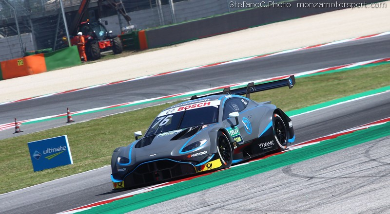 Photo's from the DTM in Misano 2019