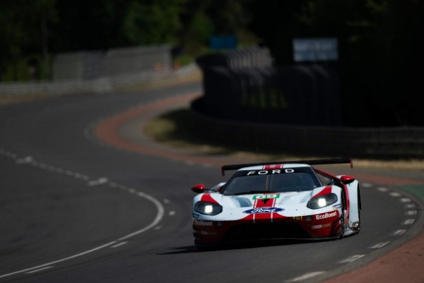 ALL FIVE FORD GTs PREPARED FOR MULTI-MANUFACTURER BATTLE AT LE MANS