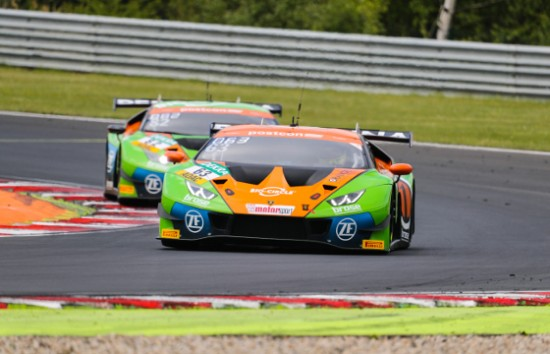 GRT GRASSER RACING PREPARING FOR HOME EVENT AT RED BULL RING