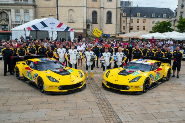 JAN MAGNUSSEN, CORVETTE RACING LOOKING FOR ANOTHER LE MANS CROWN