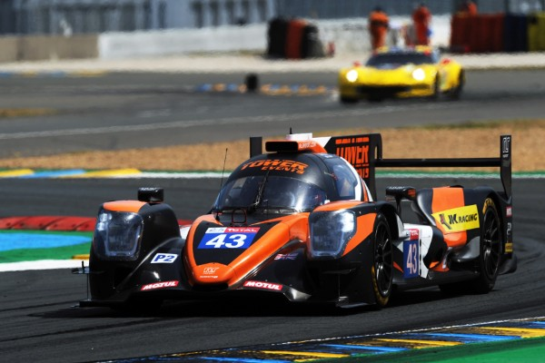 RLR MSport ALL SET TO HIT THE TRACK AHEAD OF THE 24 HOURS OF LE MANS