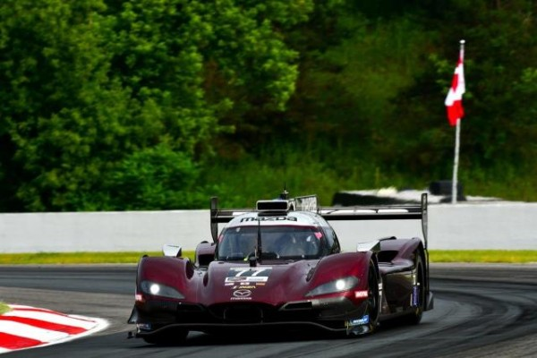 AFTER CONSECUTIVE IMSA VICTORIES, MAZDA CHARGES TOWARD ROAD AMERICA AIMING FOR A THIRD