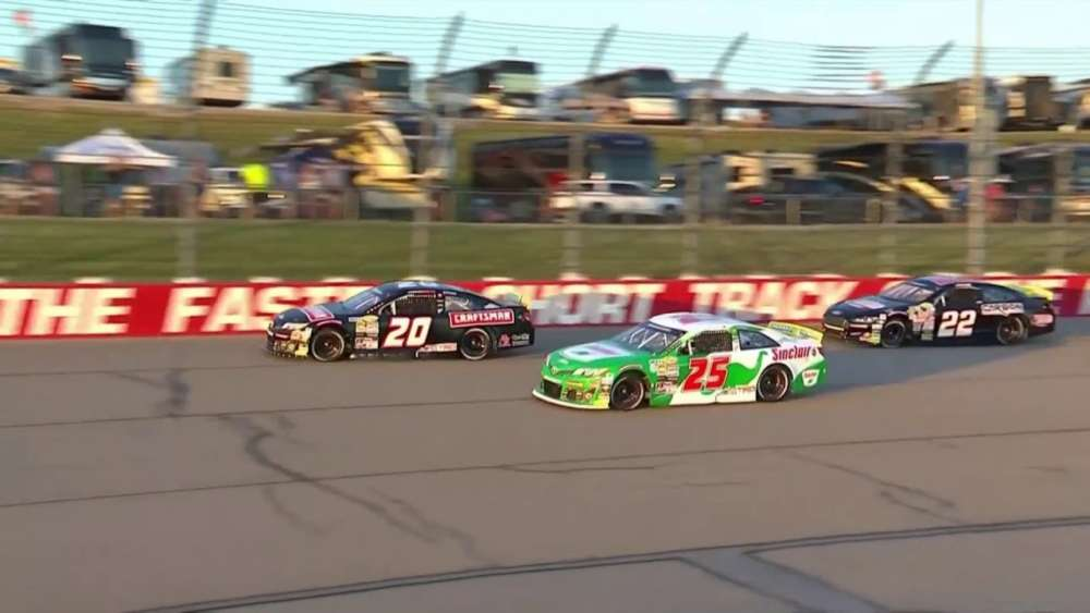 ARCA Menards Series 2019. Iowa Speedway. Full Race_5d357e5dd0ecb.jpeg