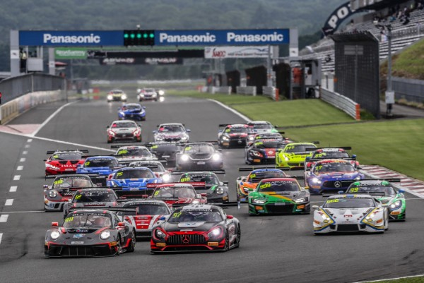CHOI'S BLANCPAIN GT TITLE AMBITIONS BACK ON TRACK AFTER VICTORY WITH METZGER AND INDIGO ATFUJI