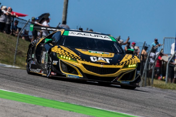 CONSISTENCY PROVES PIVOTAL FOR HEINRICHER RACING WITH SIXTH PLACE FINISH ATCTMP