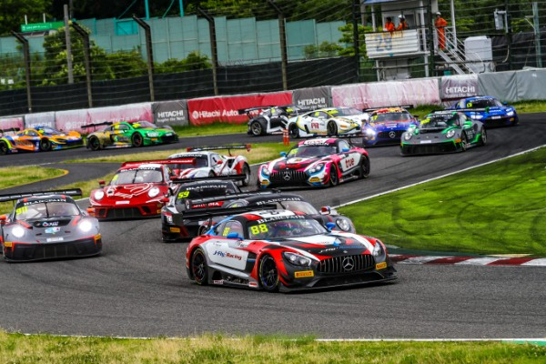 CRAFT-BAMBOO RACING HEADS TO FUJI FOR SECOND HALF OF THE 2019 BLANCPAIN GT WORLD CHALLENGE ASIA SEASON
