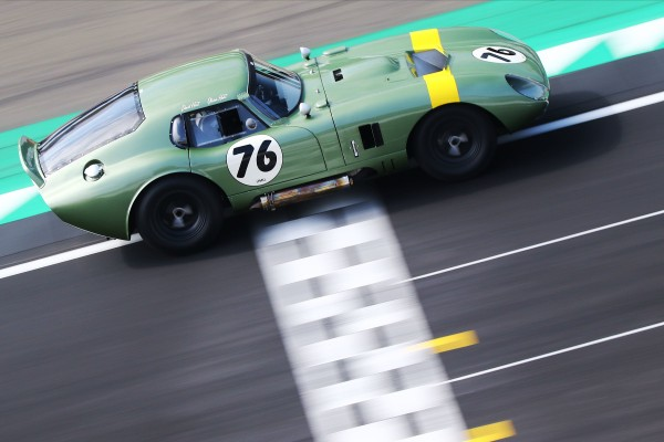 CURTAIN RAISES ON ANOTHER RECORD-BREAKING SILVERSTONE CLASSIC