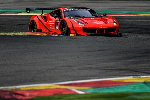 EARLE SECURES THIRD BLANCPAIN GT SPORTS CLUB IRON CUP TITLE AT SPA, AS REMENYAKO DOMINATES FOR MAIDENVICTORY