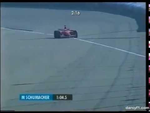 F1 USA 2001 Warm Up Mika Häkkinen Crash (RARE)_5d35bc0697352.jpeg