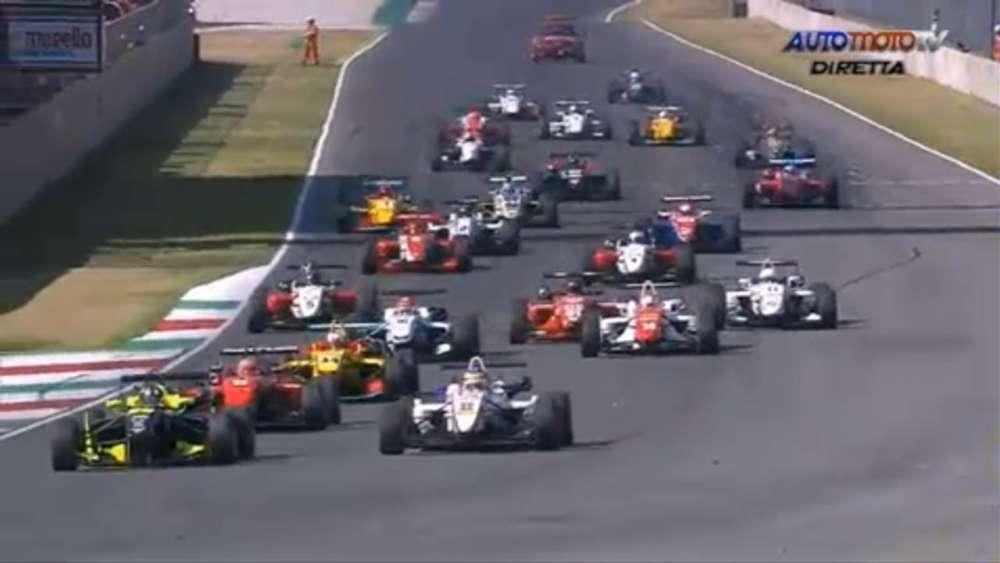 F2000 Italian Trophy 2019. Race 2 Autodromo Internazionale del Mugello. Full Race_5d356de20cc27.jpeg