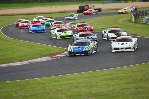 FERRARI CHALLENGE UK MAIDEN WIN FOR JAMIE CLARKE AT CROFT_5d357b8b3be69.jpeg