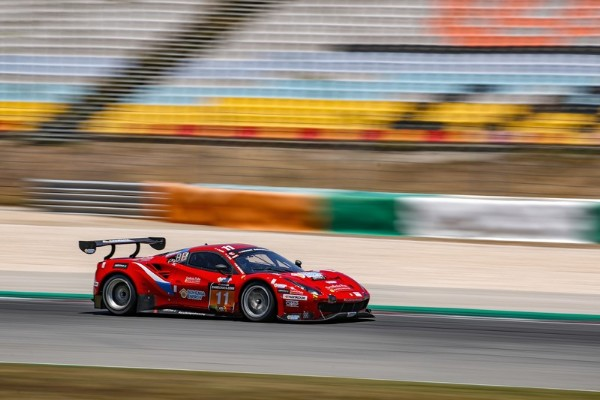 FOUR IN A ROW FOR SCUDERIA PRAHA AT 24HPORTIMA