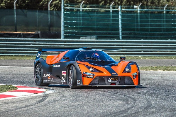 IBERIAN PROJECT TO ENTER A KTM IN THE GT4 SOUTH EUROPEAN SERIES