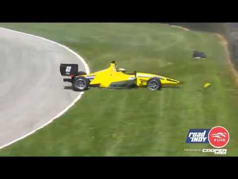 Indy Lights 2019. Race 1 Mid-Ohio Sports Car Course. Toby Sowery Crash_5d3cdde2343d6.jpeg