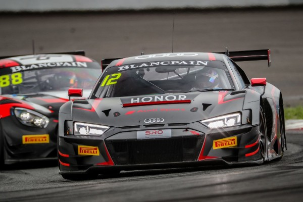 LAST GASP PASS SEES TAN AND RUMP CLAIM AUDI'S FIRST BLANCPAIN GT WORLD CHALLENGE ASIA VICTORY OF THESEASON