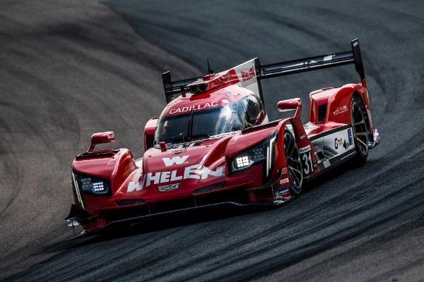 LATE CHARGE TO FOURTH FOR WHELEN ENGINEERING RACING ATCTMP