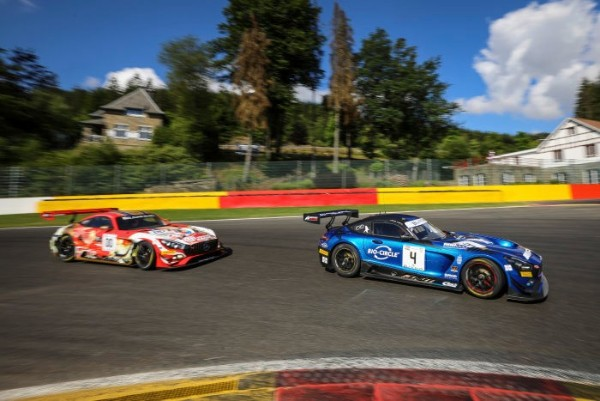 MERCEDES-AMG CUSTOMER RACING AIMS AT VICTORY IN THE SPA 24 HOURS