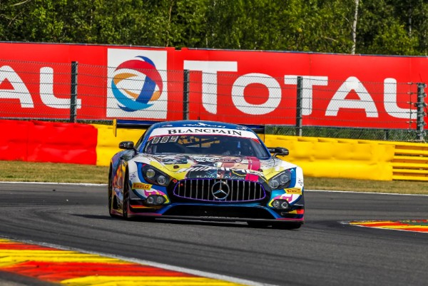 MERCEDES-AMG LEADS SEVEN BRANDS INTO FIGHT FOR 24 HOURS OF SPA SUPERPOLE