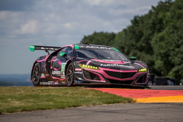 MEYER SHANK RACING HEADS TO LIME ROCK PARK CARRYING IMSA CHAMPIONSHIP LEAD
