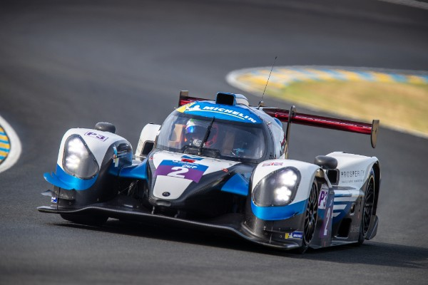 NICK ADCOCK RETURNS TO NIELSEN RACING IN ONE-OFF ELMS SHOWING