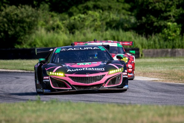 PHOTO FINISH RESULTS IN SECOND PLACE FINISH FOR MEYER SHANK RACING AT LIMEROCK