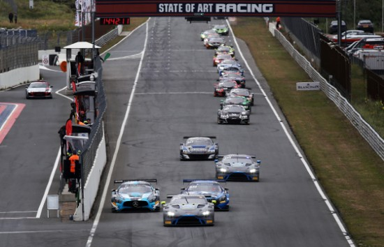 R-MOTORSPORT IN BLANCPAIN GT WORLD CHALLENGE EUROPE SILVER CUP DOUBLE
