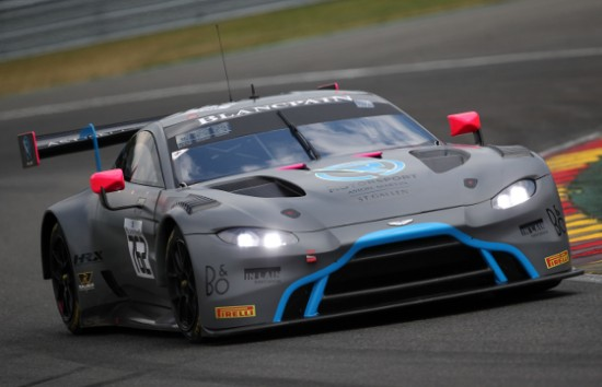 R-MOTORSPORT TO CONTEST THE 24 HOURS OF SPA WITH THREE ASTONMARTINS