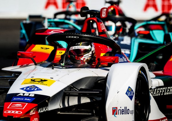 RUNNER-UP TITLE AND VICTORY IN THE FINALE FOR AUDI IN FORMULAE