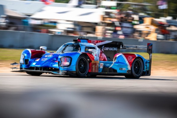 SMP RACING REACHES TARGET IN THE FIA WEC
