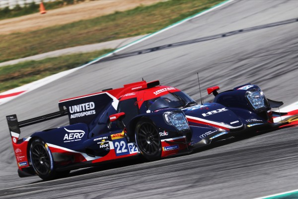 SUCCESSFUL MAIDEN FIA WORLD ENDURANCE CHAMPIONSHIP OUTING FOR UNITED AUTOSPORTS AT OFFICIALPROLOGUE