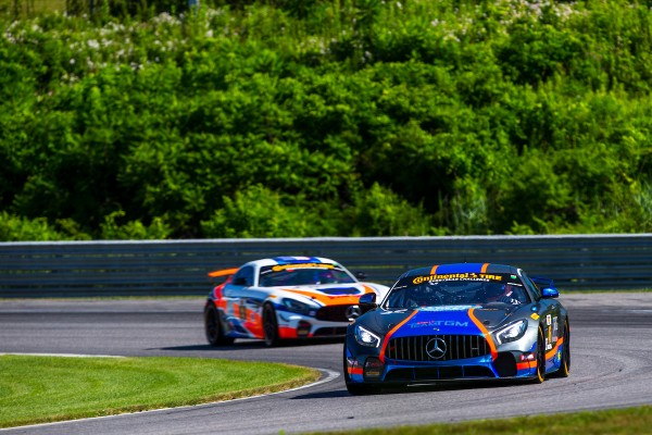 TeamTGM RETURNS TO LIME ROCK PARK TO DEFEND 2018 VICTORY